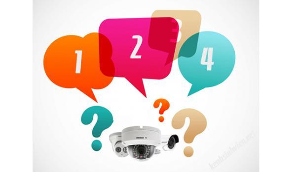 67 Câu hỏi về đầu ghi và camera Dahua
