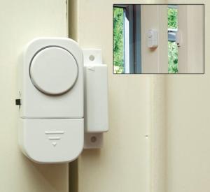 Hệ thống báo động Door / WinDow Entry Alarm