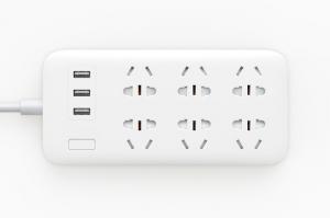Ổ cắm Xiaomi Power Strip 6 cổng 3 USB