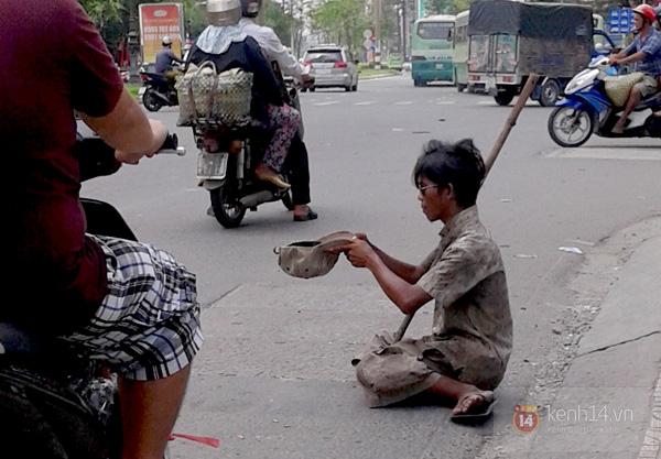 TP HCM khuyến nghị không cho tiền người ăn xin