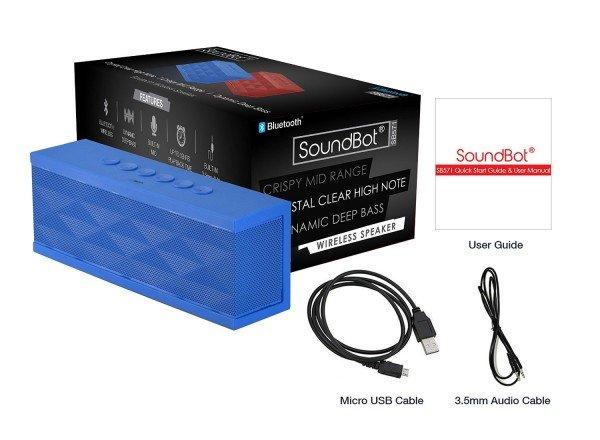 Loa blutooth Soundbot SB571